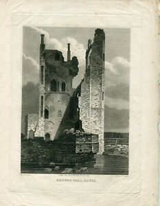 Nether-Hall-Essex-Engraving-By-J-Thompson-Drew-S-Prout