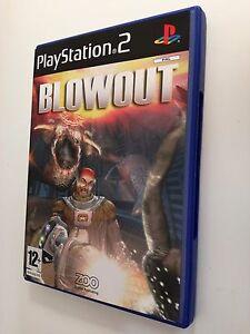 BlowOut-PS2-Playstation-2-Gioco-Videogioco