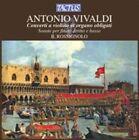 Vivaldi: Concerti a violino et organo obligati (CD, 2006, Tactus)