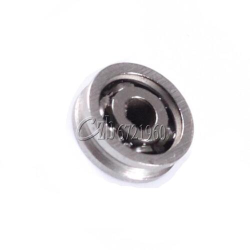 10PCS Miniature Bearings V623 with V-groove 3X10X3mm Skateboard Bearing