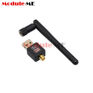 Mini-150Mbps-USB-WiFi-Wireless-Adapter-Dongle-LAN-Card-802-11n-g-b-w-Antenna