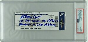 Gavin-Lux-Signed-Ticket-034-1st-Postseason-HR-Youngest-In-LAD-History-034-Fanatics-PSA