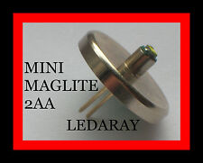 BOMBILLA MAGLITE LED, PARA LINTERNAS MINI MAGLITE STANDAR 2AA.(90 LM)