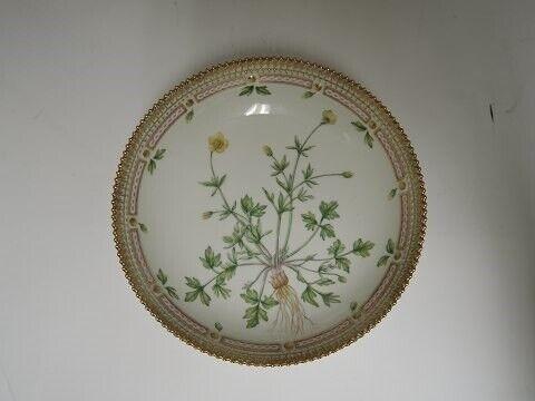 Andet, Royal Copenhagen Flora Danica Rund skål #3503