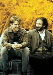 GOOD-WILL-HUNTING-Movie-PHOTO-Print-POSTER-Film-Robin-Williams-Matt-Damon-001