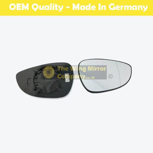 Ford B Max aile miroir de base chauffé Grand Angle Droite 2012 To 2017