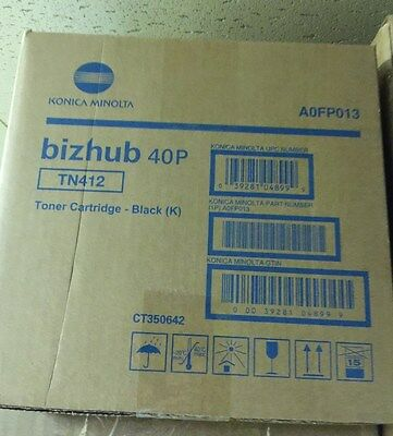 Remanufactured AOFP013 Toner Cartridge for Konica Minolta Bizhub 40P 40PX
