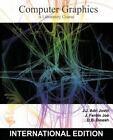 Computer Graphics : A Laboratory Course by Dinesh D. B., Adri Jovin J.J. and Ferdin Joe J. (Trade Paper)