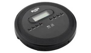 Details about BUSH PERSONAL CD PLAYER WITH MP3 PLAYBACK IN BLACK (OUR REF  DCS)