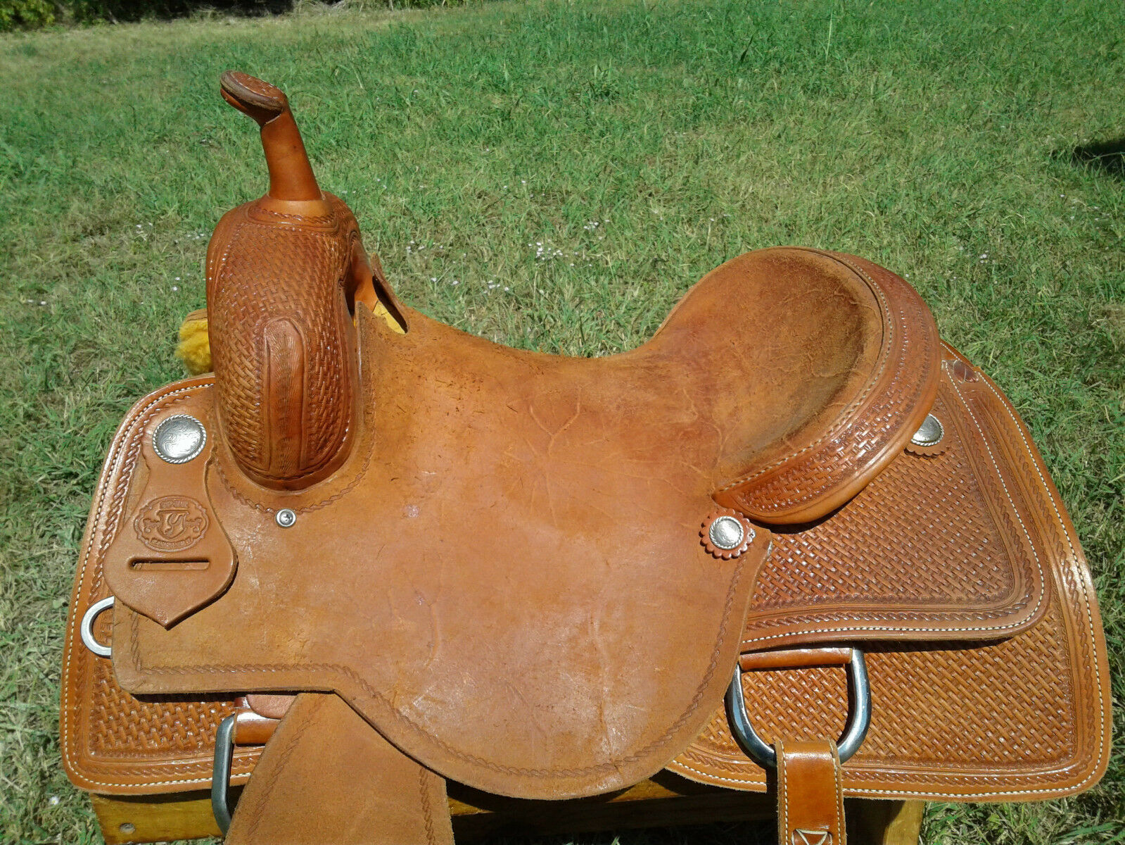 16  Spur Saddlery  Cutting Saddle - Lewis Tree - Made in Texas  hot sports
