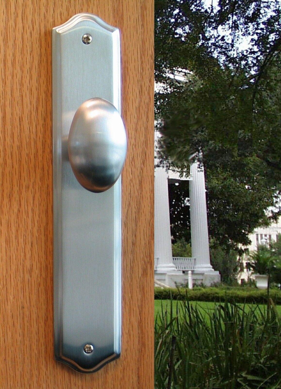 Door Knobs & Plates Tara Passage Door Hardware Antique Brass Finish