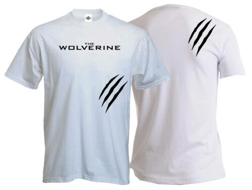 WOLVERINE,X-MEN COMIC T SHIRT MARVEL FUN SUPERHERO