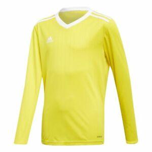 Adidas Football Soccer Kids Boys Sports Training Long Sleeve ...