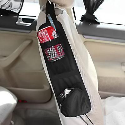 Car Van Multi Side Pocket / Seat Storage Collector Hanging Bag Organiser Pouch