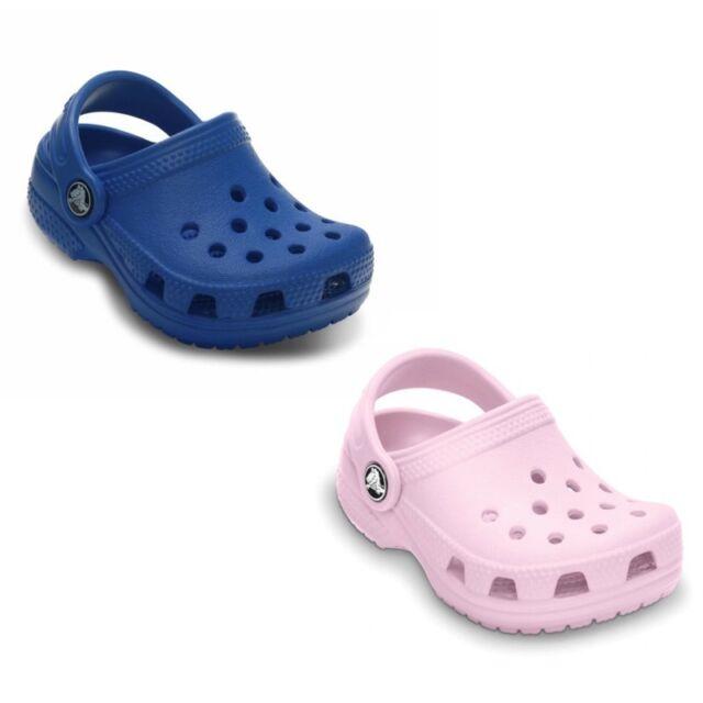 Crocs Kids Bump It Clog Cerulean Blue