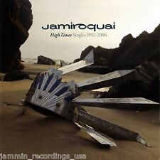 JAMIROQUAI - High Times Singles 1992-2006 - Japan CD 4547366254433  SICP-4723