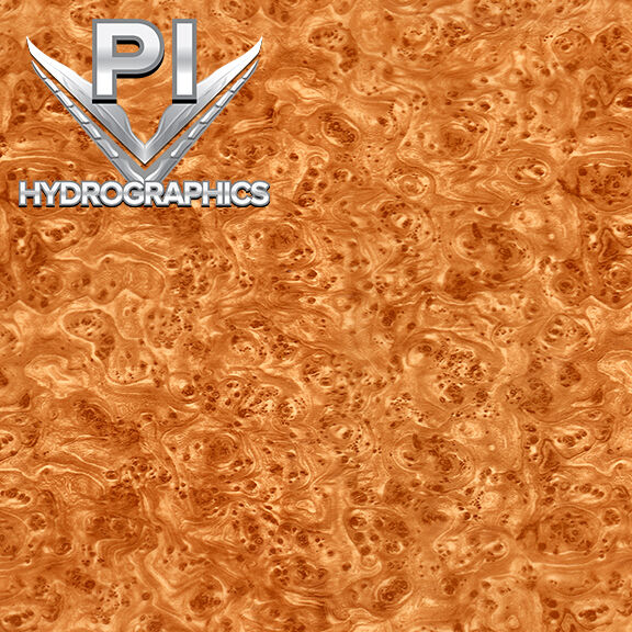 Hydrographic Film Hydro Dipping Water Transfer Printing Film Wood Grain  BW49-20