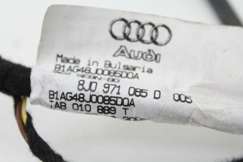 Audi TT TTS TTRS 8J Kabelbaum Leitungssatz hinten 8J0971085D