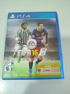 Fifa 16 Messi EA SPORTS - Set PS4 Ausgabe Spanisch E English Pal - 2T