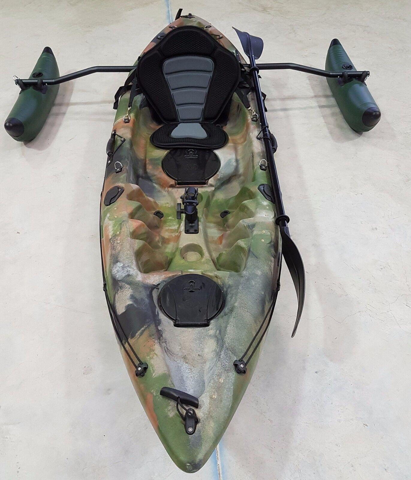 Sit on top fishing kayak galaxy cruz latest model free for Cabelas fishing kayak
