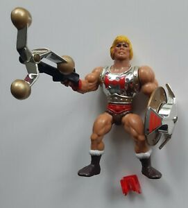 Flying Fists He-Man Masters of the Universe vintage action figure MotU Mattel