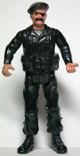 Remco Sgt Rock DC Comics Vintage Snake Bad Guys Soldier 1981 Black Hat & Boots