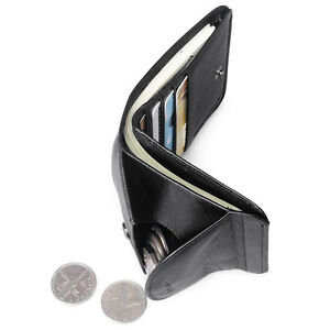 Womens-Genuine-Leather-Fashion-Wallet-Credit-Card-Holder-Coin-Pocket-Cash-Purse