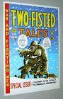 EC Comics Two-Fisted Tales 26 war comic book cover art portfolio poster: 1970's