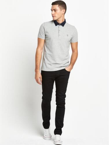 L,XL,XXL Brand New Diesel T-Basileus Polo Shirt 100/% Authentic Denim Collar M
