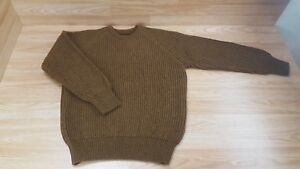 Jumper uomo Rrown 40 40 Shetland Mid Shetland Jumper Supersoft Supersoft da Sweater Mid Maglia Rrown 5qR8U8H