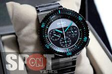 Seiko x GIUGIARO DESIGN Spirit Chronograph Limited Men's Watch SCED019