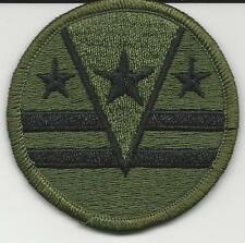124 US Army Reserve Command (124 ARCOM) Subdued Patch