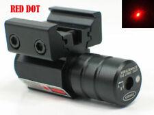 Red//Grün Rot Laser Sight Picatinny Weaver 11mm//20mm Schienenmontage Jagd Scope