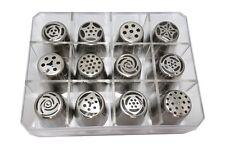 SFK Delish Treats 12pc Russian Tulip Decorating Tips baking tools