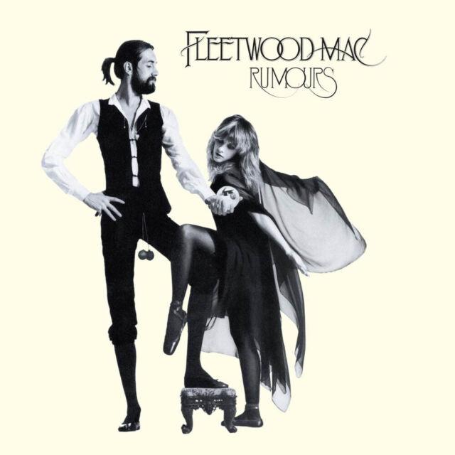 Fleetwood Mac - Rumours Clear Vinyl LP Edition New 2019