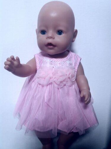 passend für Baby Born Puppe Puppenkleidung 43 cm Kleidung & Accessoires