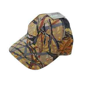 Camo-Baseball-Style-Peak-Cap-fishing-NEW