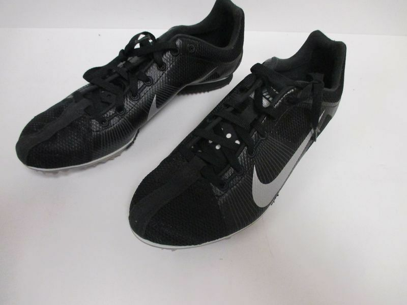 NEW Nike Zoom Rival D IV Track - Black Cleats (Men's 4.5)