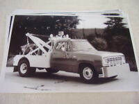 1976 Dodge D300 Tow Truck 11 X 17 Photo Picture