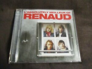 COFFRET-2-CD-034-L-039-ABSOLUTELY-MEILLEUR-OF-RENAUD-034-best-of