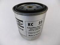 KNECHT / MAHLE KC 22 Benzinfilter, Kraftstofffilter, NEU, OVP