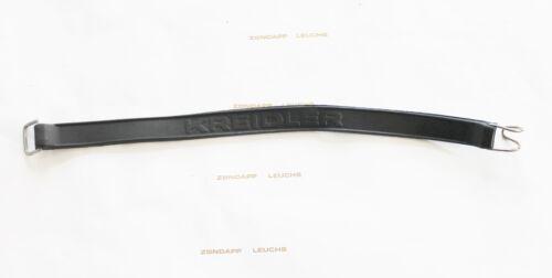 Kreidler Florett K54 Super 4 TS Gepäckgummi Gepäckband mit Aufschrift 97.80.01
