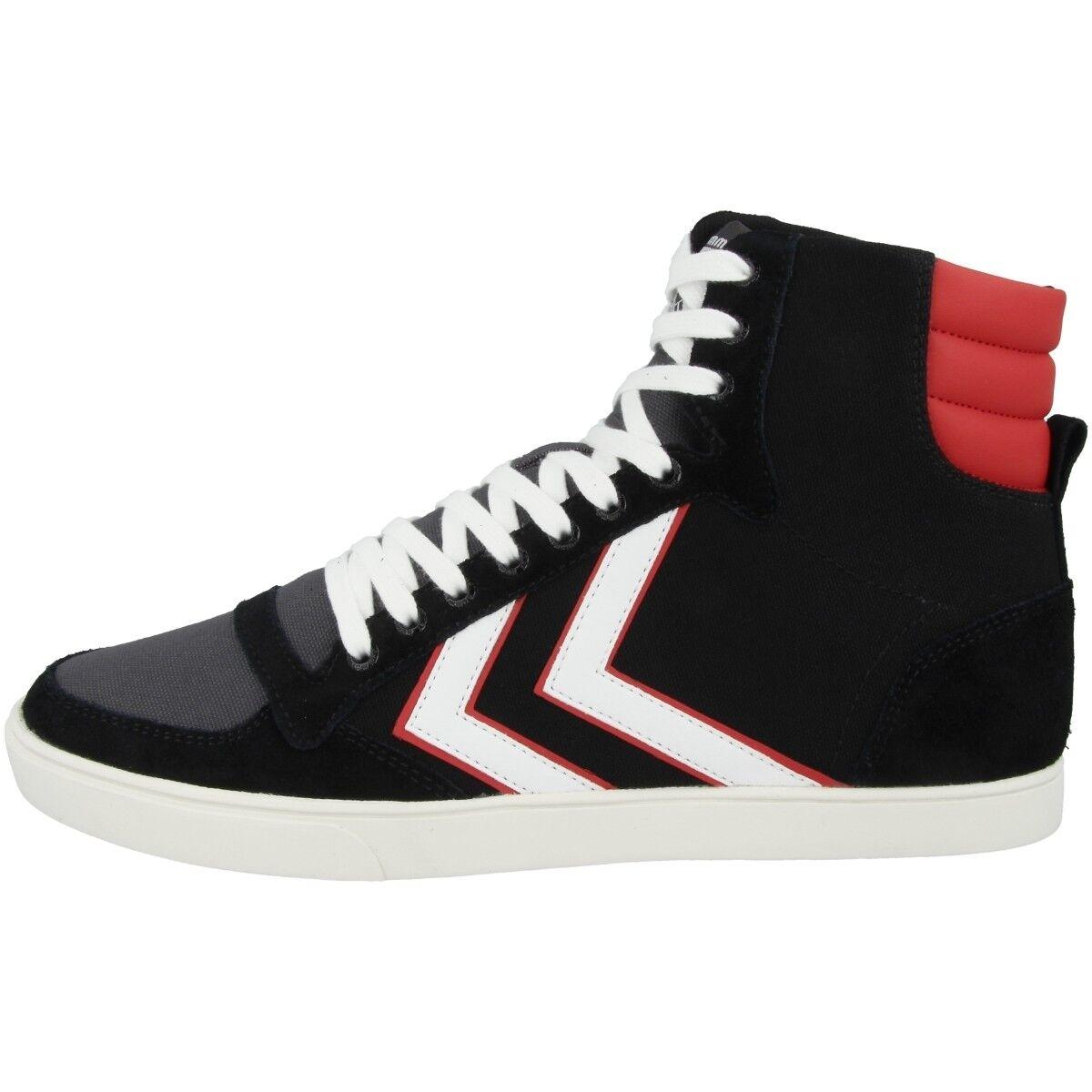 Hummel Slimmer Stadil High zapatos Hi Top zapatilla de deporte Casual zapatillas 203-372-2001