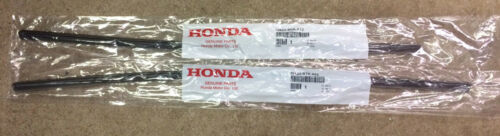 Genuine OEM Honda Civic 4dr Wiper Rubber Insert Pair Front 12-15 76623-SNA-A12