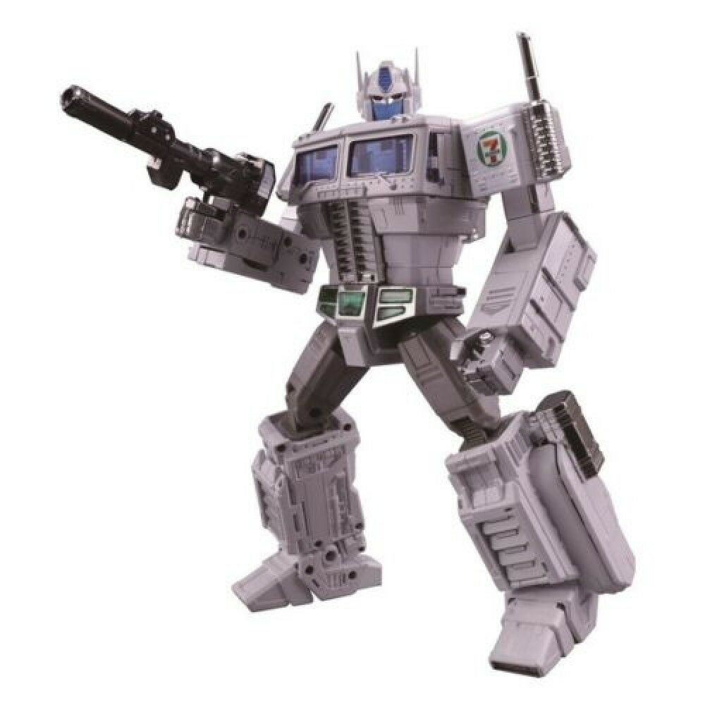marca de lujo Seven-Eleven Limited ver. Pre Pre Pre Transformers Masterpiece MP-711 Cybertron convoy  comprar descuentos