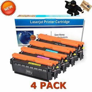 4x-Toner-CF360A-508A-Black-Color-Set-for-HP-Laserjet-Enterprise-M553x-MFP-M577c