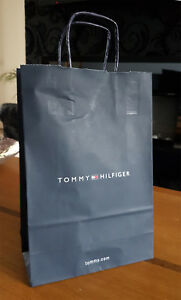 X 9 Cm Genuine Small Paper 31 Bag Gift Blue Tommy Hilfiger 21 qTBZT1w