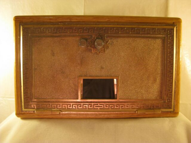 Safe Made From Antique Post Office Door
