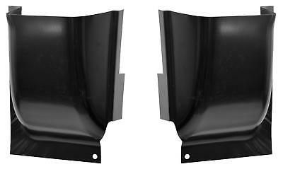Cab Corner fits 99-16 Ford Super Duty Extended Cab Pickup LEFT rust repair