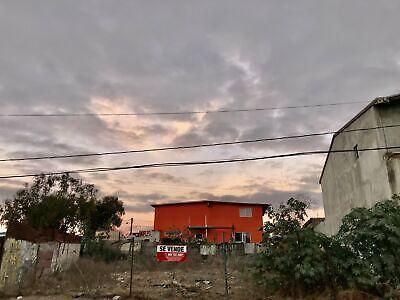 EN VENTA TERRENO EN ROSARITO $65,000 DLLS EXCELENTE UBICACIÓN